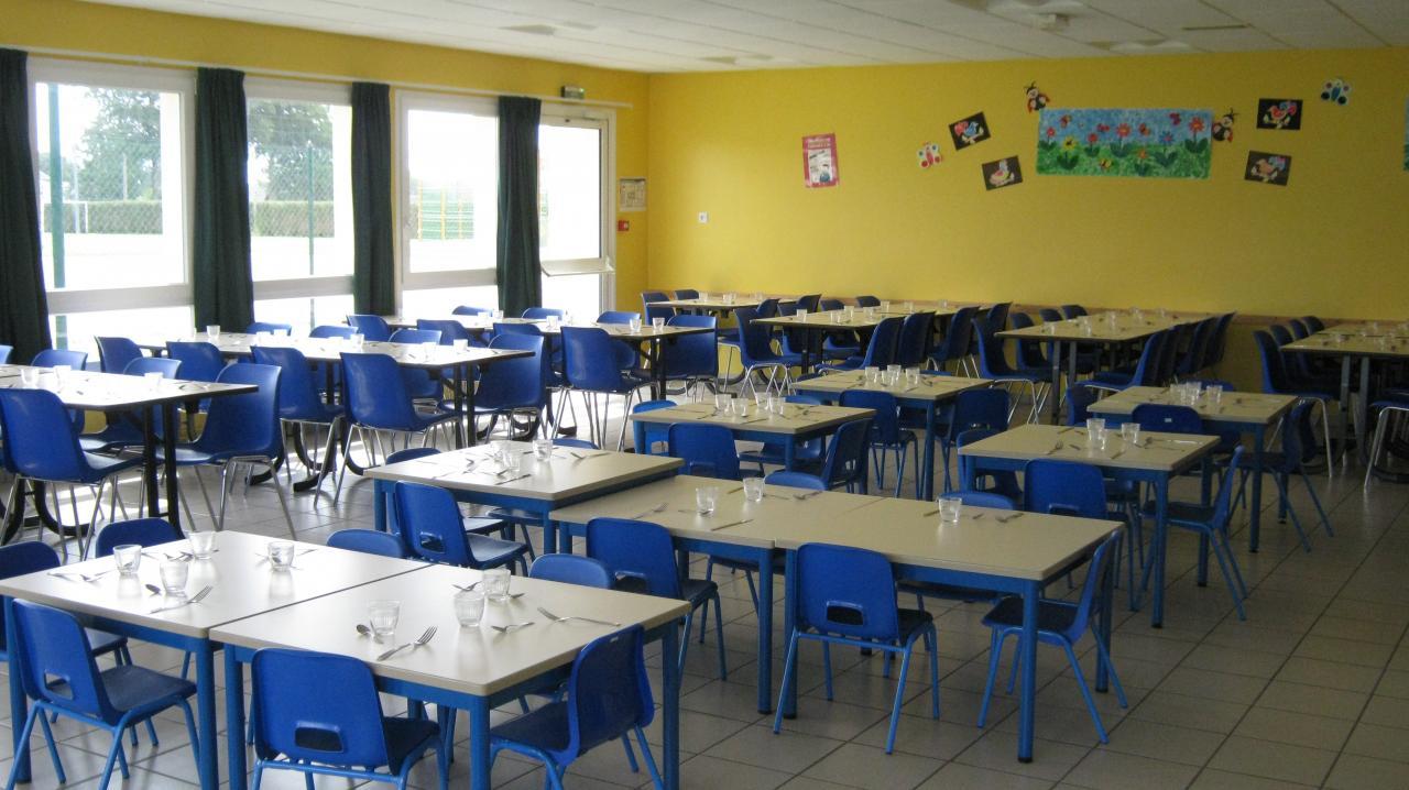 Le restaurant scolaire