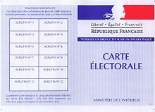 220px carte electorale francaise recto