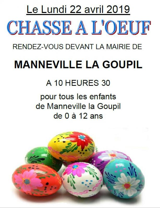 Chasse oeuf
