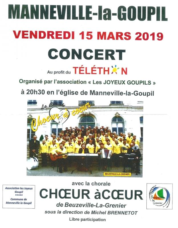 Concert choral 1