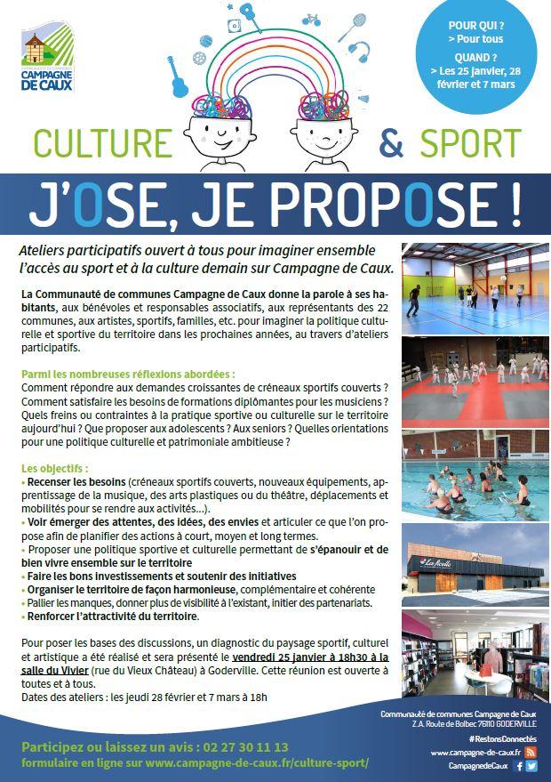 Culture et sport
