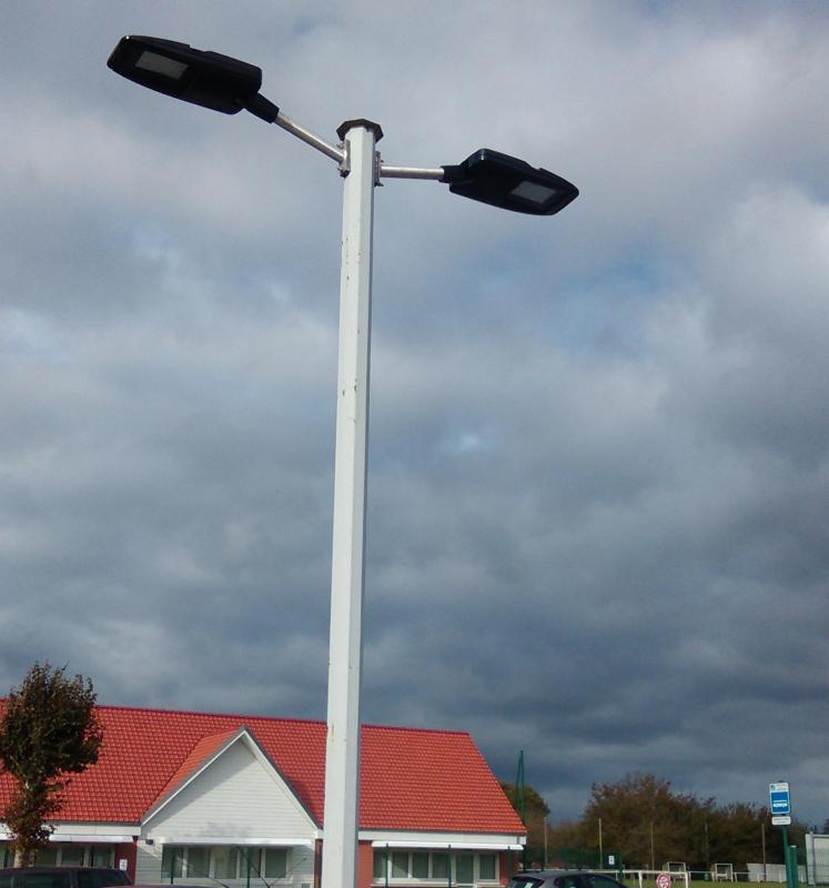 Eclairage parking