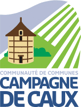 Logo campagne caux