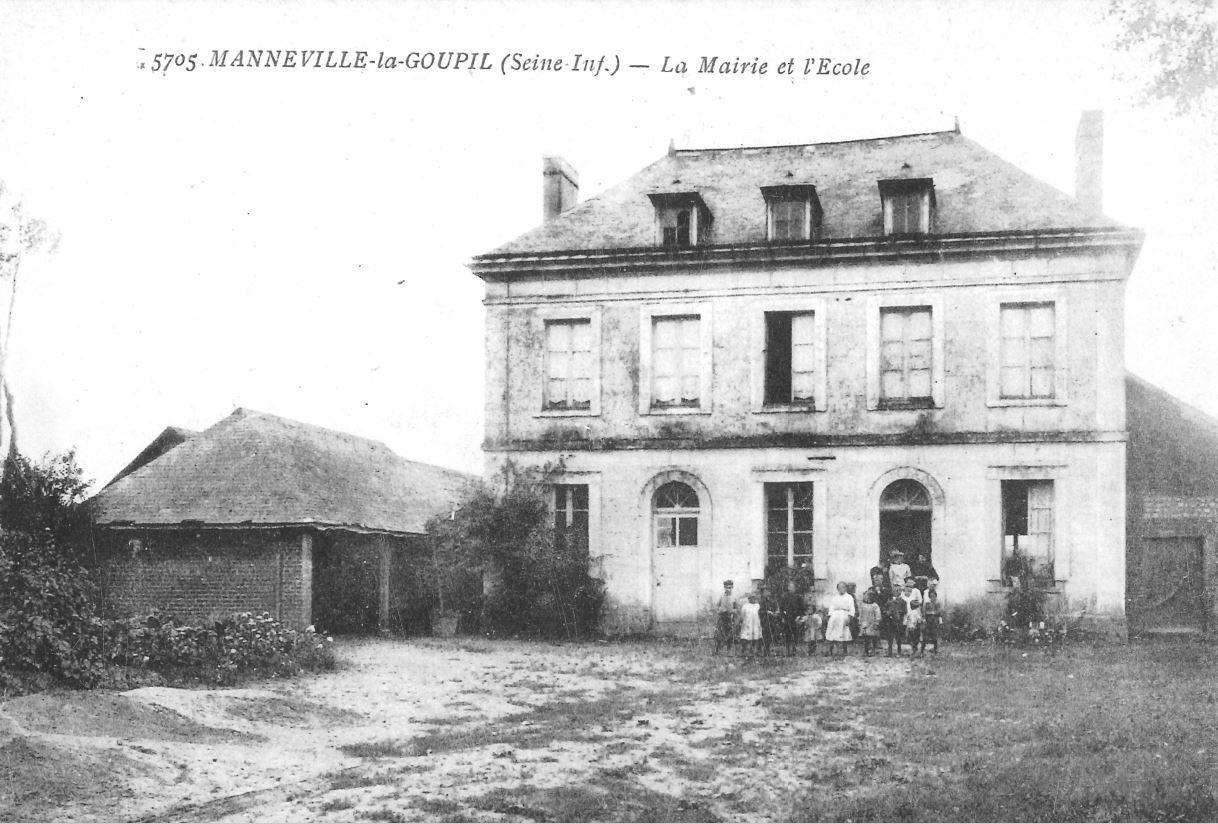 Mairie et Ecole