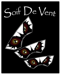 logo de l'association soif de vent